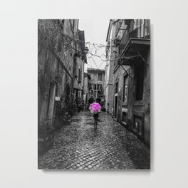 Roam in Rome 2 Metal Print