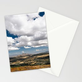 Clouds on the Valley Stationery Cards