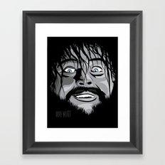WWE - Bray Wyatt Framed Art Print