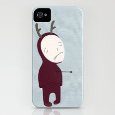 No worry, it's just a game Slim Case iPhone (4, 4s)