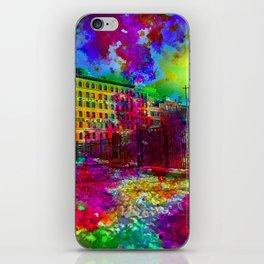 Tribeca Snow iPhone Skin