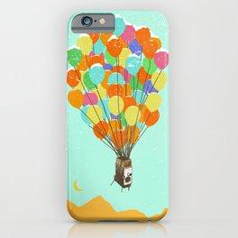 CAMERA BALLOONS iPhone Case