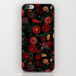 Botanical Garden iPhone Skin