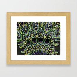 The Soul of Night Framed Art Print