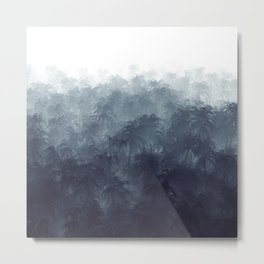 Jungle Haze Metal Print