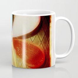 Pinwheel lost in Barcelona's street Coffee Mug