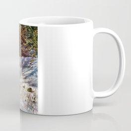 Enjoying the Winter Sun. Coffee Mug