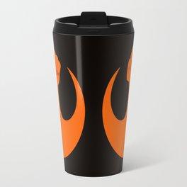 the resistance (dark) Travel Mug