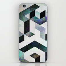 nyt yrt iPhone & iPod Skin