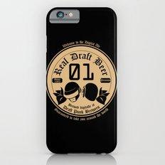 Draft Punk Slim Case iPhone 6s