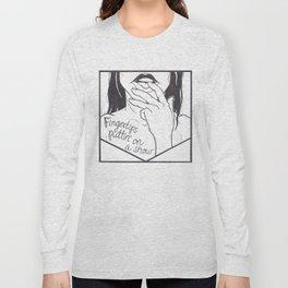 Slow Hands Long Sleeve T-shirt