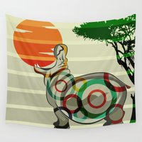 dreamer Wall Tapestries featuring Dreamer by milanova