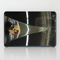 porsche iPad Cases featuring Porsche 356 by Regina Hoer
