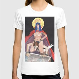 Her Royal Steed T-shirt