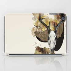 Deer Skull by carographic iPad Case