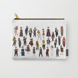 Every Clara Outfit Ever | S7 Carry-All Pouch