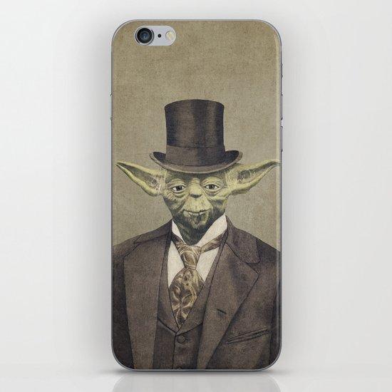 Sir Yodington  iPhone Skin