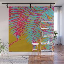 colorful tropics Wall Mural
