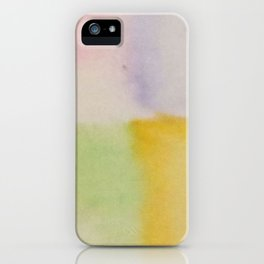Colour Pattern  iPhone Case