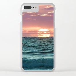 seascape #society6 #decor #buyart Clear iPhone Case