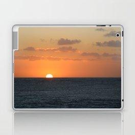 Sunset at Great Barrier Reef Laptop & iPad Skin