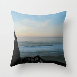 Serene Afternoon Throw Pillow