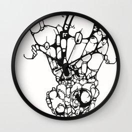 Stoneballon Wall Clock