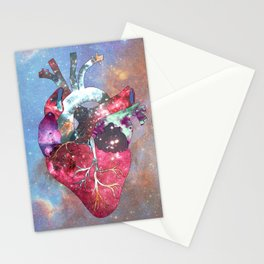 Superstar Heart Stationery Cards