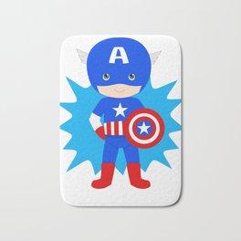 Superhero Bath Mat