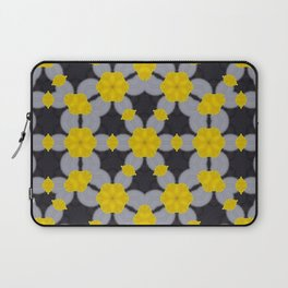 Chains in Yellow Laptop Sleeve