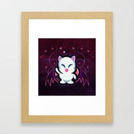 Mog, Kupo! Framed Art Print