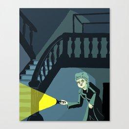 Murder, She Wrote Canvas Print