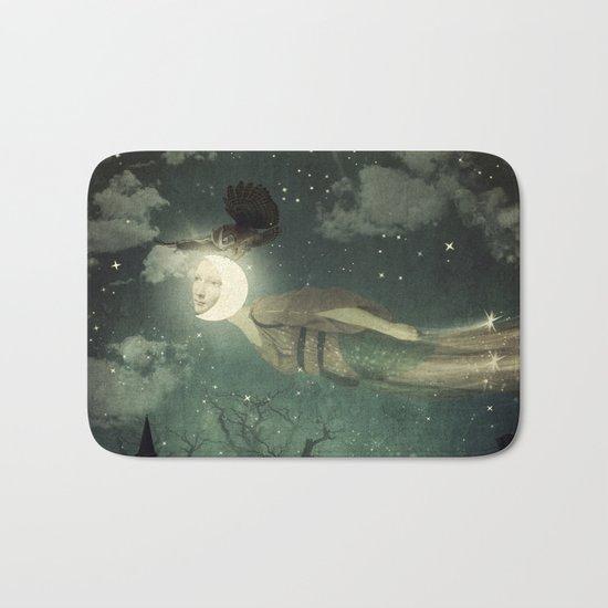 The Owl That Stole the Moon Bath Mat