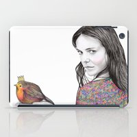 birdy iPad Cases featuring Birdy by label tania