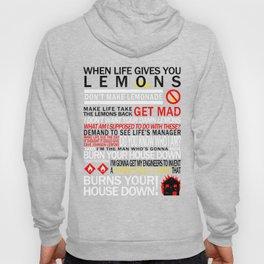 Combustible Lemons Hoody