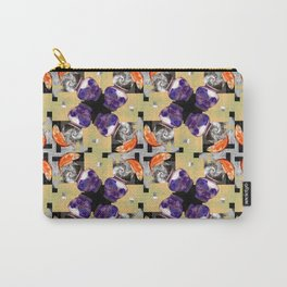 Feng Shui Mishap No. 21 Quilt Carry-All Pouch