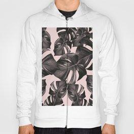Monstera Leaves Pattern #5 #tropical #decor #art #society6 Hoody