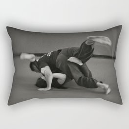 Jiu Jitsu Rectangular Pillow