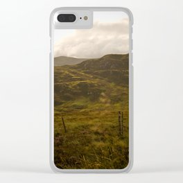 between Inverness and Glasgow Clear iPhone Case