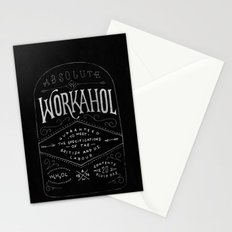 WORKAHOL Stationery Cards