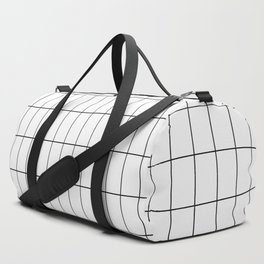 City Grid Duffle Bag
