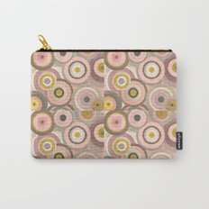 Menagerie Concentric Circles Carry-All Pouch