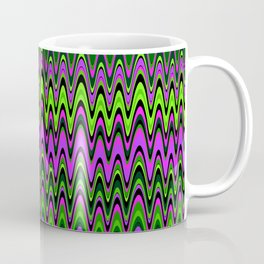 Making Waves Neon Lights Coffee Mug