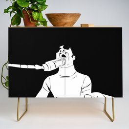 Feel the Music with Stevie Wonder Credenza