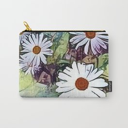 Mistical flowers in the garden Carry-All Pouch