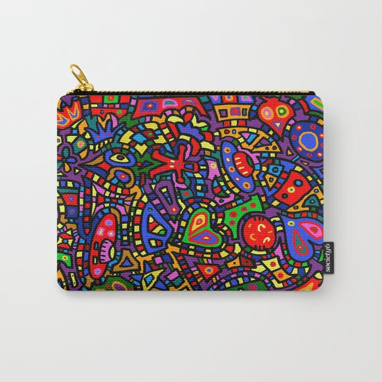 #453 Doodle #2 Carry-All Pouch