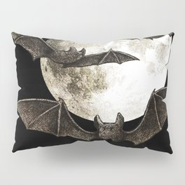 Creatures Of The Night Pillow Sham