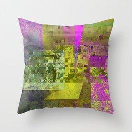 compulsion Throw Pillow
