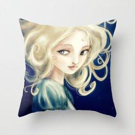 Auri Throw Pillow