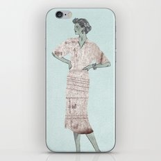 Strike A Pose iPhone & iPod Skin